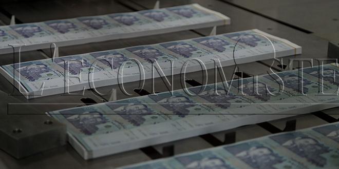 Hausse de 6,1% des réserves de change