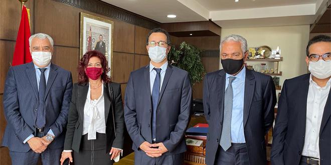 Situation des entreprises de presse: El Ferdaous se réunit avec l'ANME