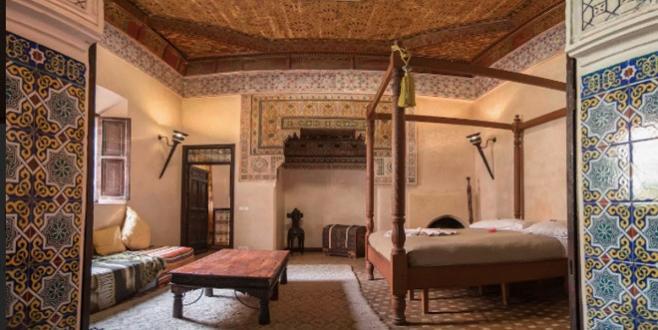 Un Riad de Marrakech parmi les plus cotés de l'histoire de Airbnb