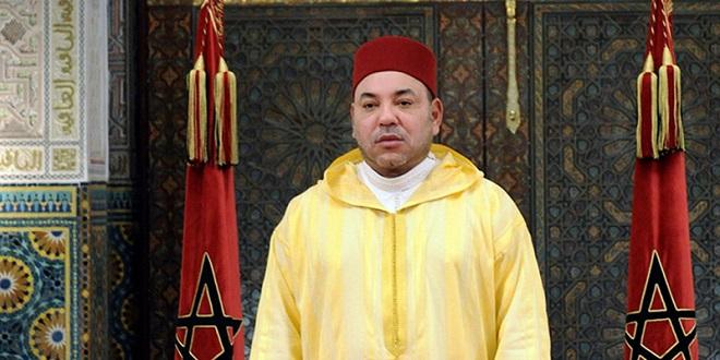 Le Roi s'est entretenu avec Hamad Ben Issa Al Khalifa