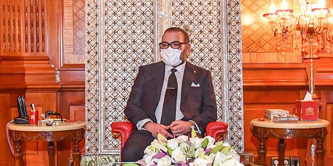 Appel téléphonique entre le Roi Mohammed VI et Donald Trump