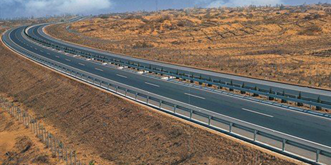Taroudant: La circulation au niveau de la RN.10 coupée