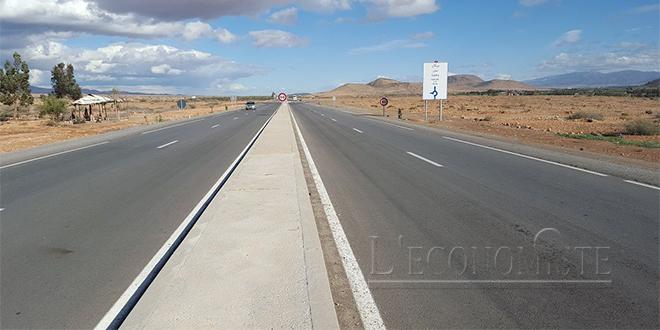 Berkane: 1,1 milliard de DH pour la route de contournement de la ville
