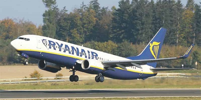 Ryanair renforce ses dessertes vers le Maroc