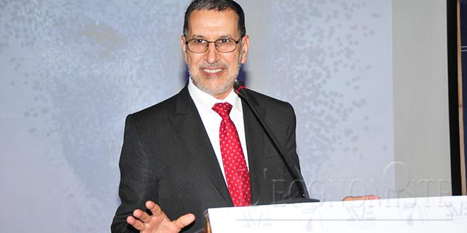 Tanger : El Othmani en visite
