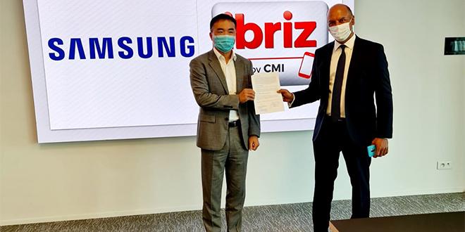 Paiement mobile: Le CMI s'allie à Samsung
