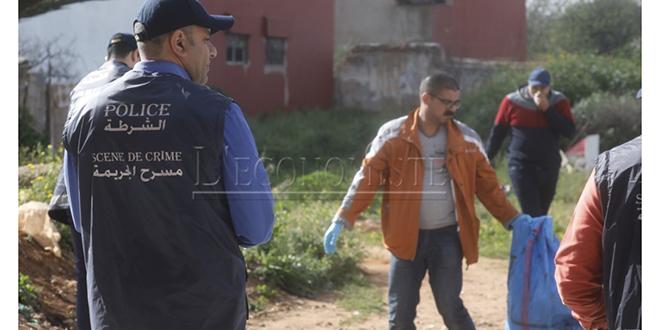 Corps mutilé à Salé: Deux arrestations pour homicide volontaire