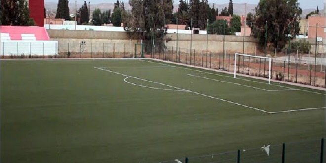 Safi: L'infrastructure sportive se renforce
