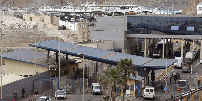Melilia: Les Marocains bloqués peuvent rentrer