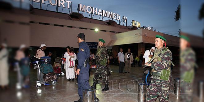 Aéroports : Hausse de 16% du trafic à fin mars