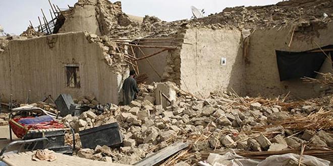 Iran : un séisme fait 5 morts et 300 blessés