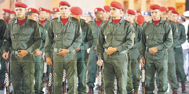 Service militaire : Plus de 130.000 volontaires