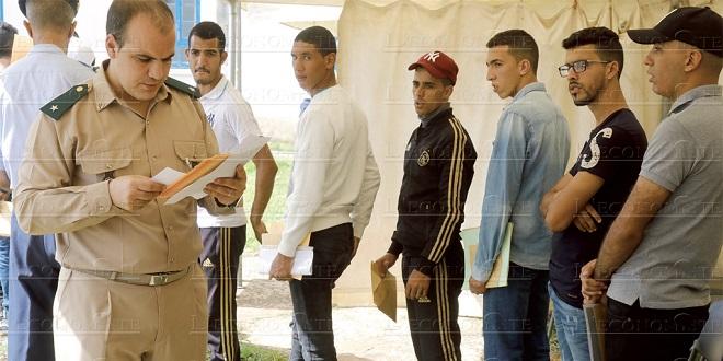 Service militaire: Un décès à Meknès