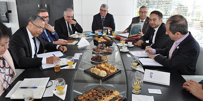 Eau : L'AFD renforce son appui à l'ONEE