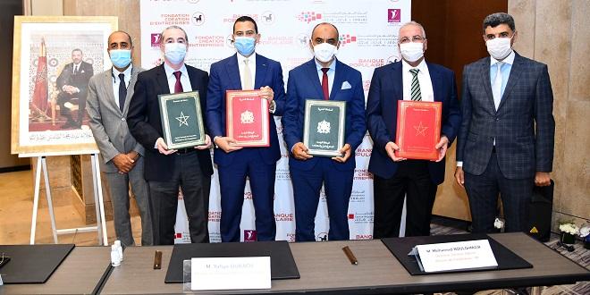 Casablanca-Settat: Alliance quadripartite pour booster l'entrepreneuriat