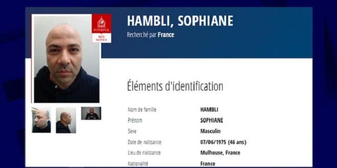 Le baron français de la drogue Sofiane Hambli arrêté au Maroc