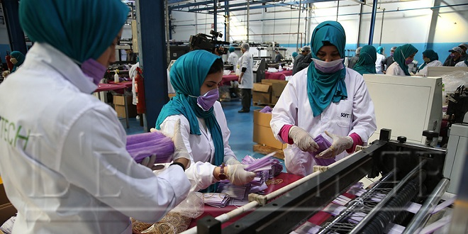 Covid19: OBG analyse l'adaptation de l'industrie marocaine