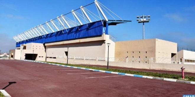 Bouznika: Le stade bientôt livré