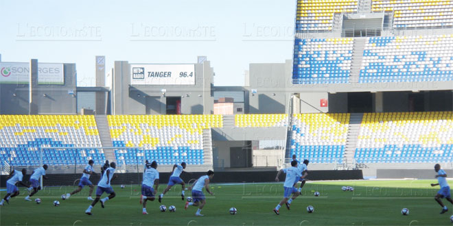 Tanger: 280 millions pour l'extension du Grand Stade