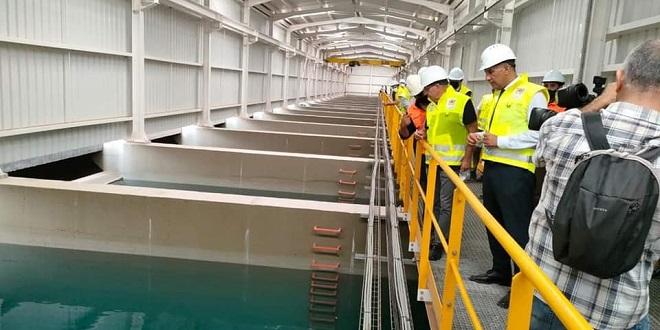Dessalement de l'eau de mer: la station de Chtouka Aït Baha entre en production