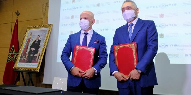 Automobile: Le partenariat Maroc-Stellantis franchit une nouvelle étape