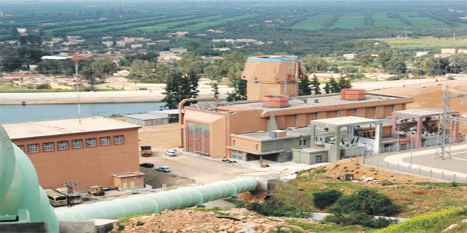 Agadir : La STEP d'Abdelmoumen coûtera 3,8 milliards de DH