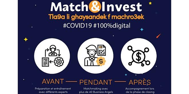 Startups: L'appel à projets Match&Invest prolongé
