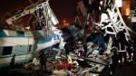 Accident de TGV en Turquie: 9 morts et 47 blessés