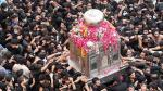 Pakistan: Une procession religieuse rassemble des milliers de personnes!