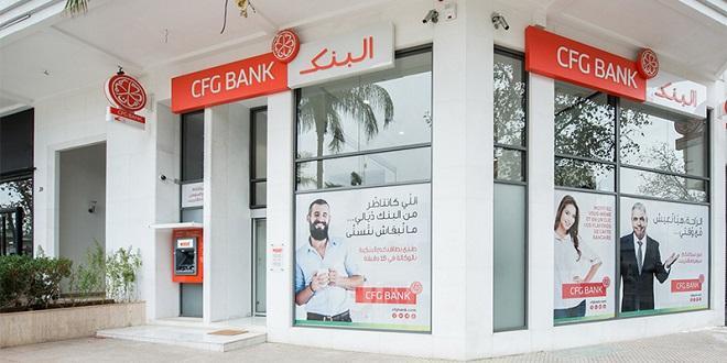 CFG Bank: Le résultat net franchit le point mort