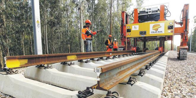 Casa-Tram: Colas Rail remporte de nouveaux marchés