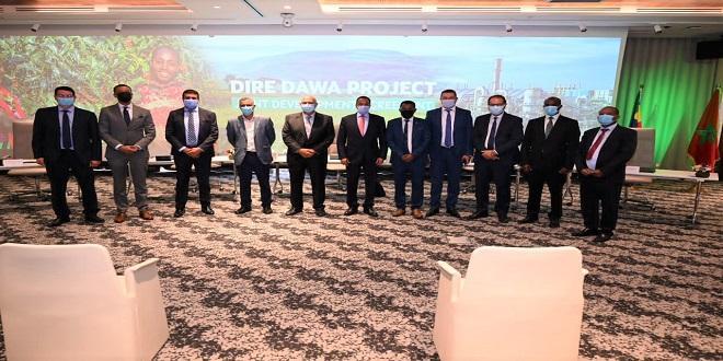 Production d'engrais: L'Éthiopie et le Maroc signent un accord à Dire Dawa