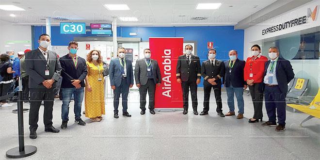 Fès-Tourisme: Les liaisons aériennes reprennent