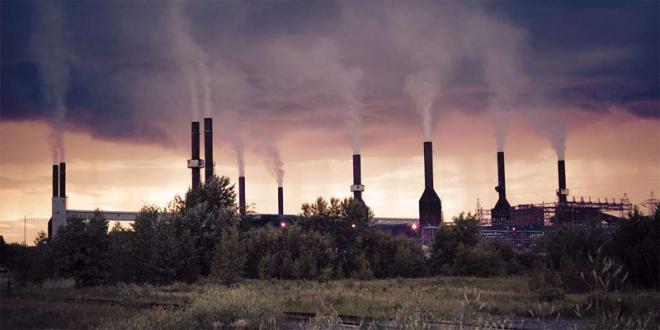 UE: les émissions de gaz à effet de serre en baisse