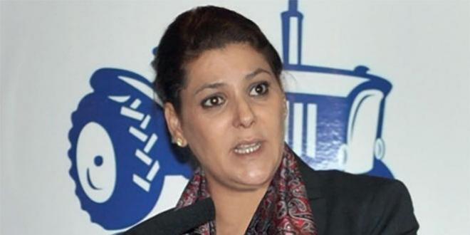 Mansouri, Présidente du conseil communal de Marrakech