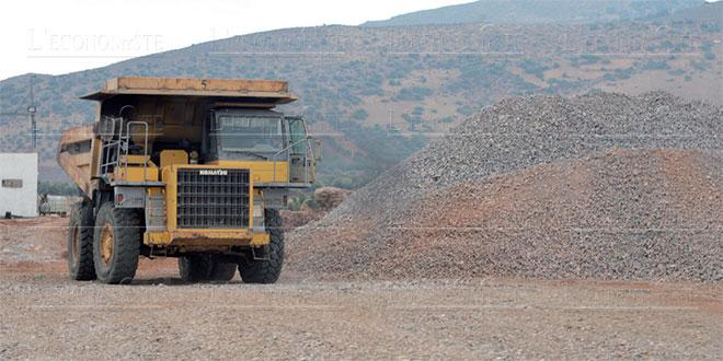 Sefrou-Carrières de sable: Forte demande sur les granulats