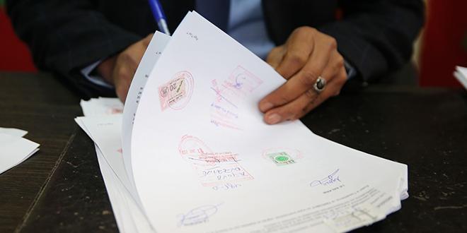 Légalisation de la signature: Pas de changement pour le privé