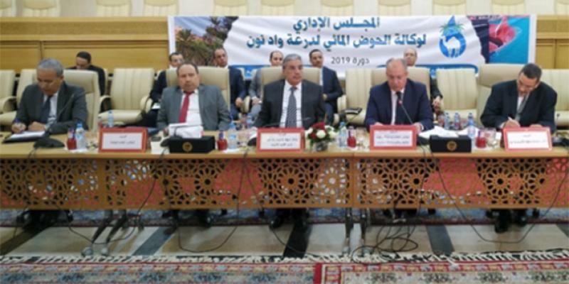 Draâ-Oued Noun: L'ABH arrête son budget de 2020