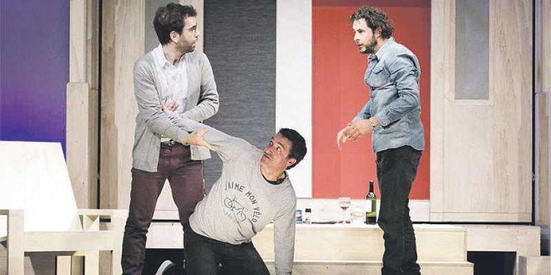 Théâtre: Règlement de comptes entre quadras