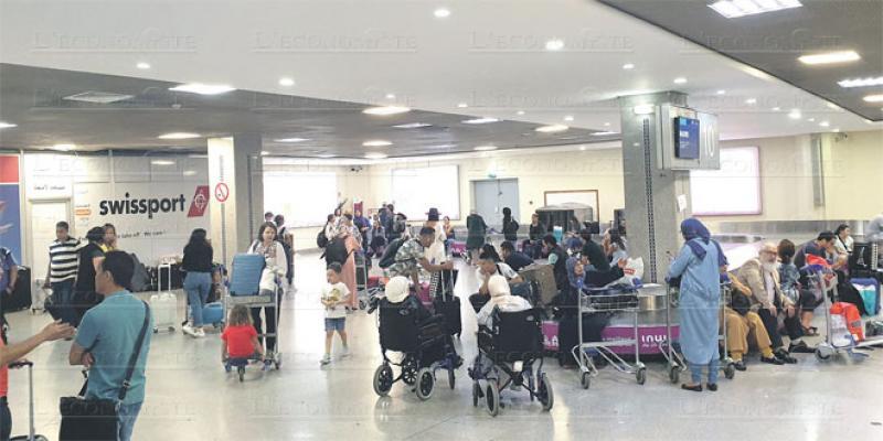 Aéroport Mohammed V: Les bagagistes en grève depuis cinq mois!