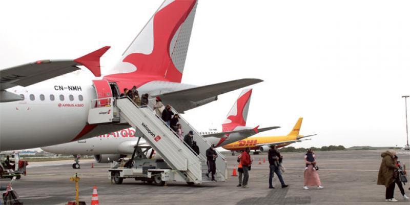 Aérien Tanger: Malgré tout, des petites victoires