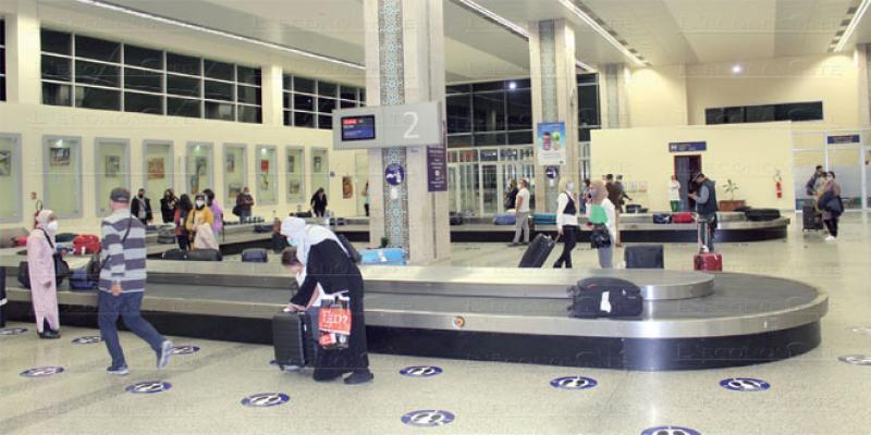 Aérien: Tanger limite la casse