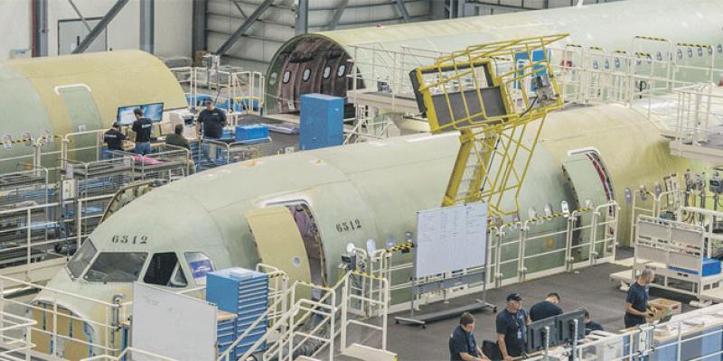 Aéronautique: L'export cache des trous d'air