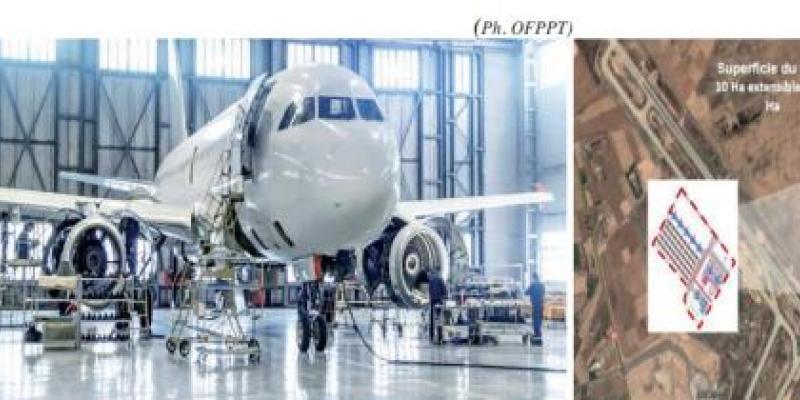Dossier Oriental-Faire de l'Oriental un hub aéronautique
