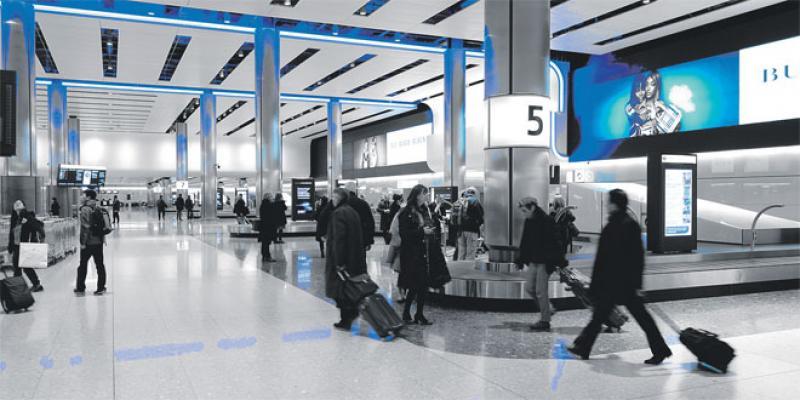 Aéroports en panne de passagers