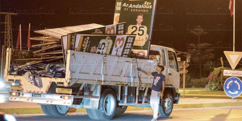 Affichage publicitaire: A qui profite l'anarchie?