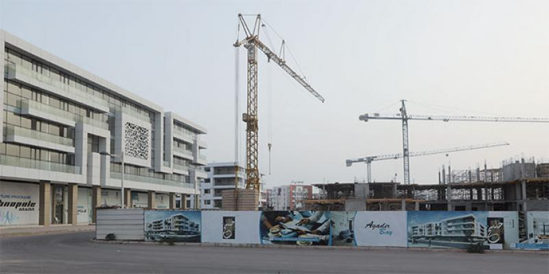 Dossier Agadir - Agadir City: Center Un méga-chantier urbain livrable en 2024