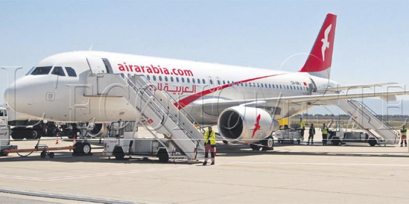 Agadir: Air Arabia renforce l'offre aérienne