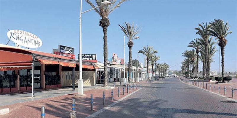 Tourisme: Agadir suffoque