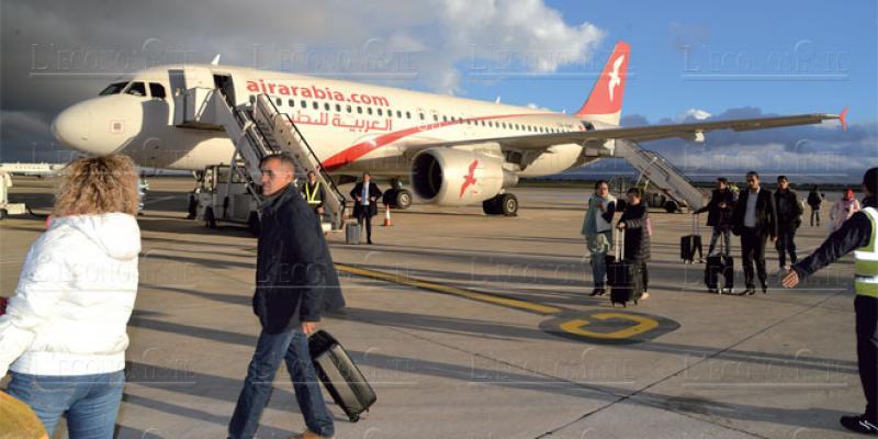 Air Arabia connecte les villes marocaines